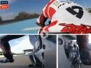 Schaltvorgänge / Hinterradbremse MotoGP onboard Jerez by Pramac Racing