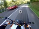 Schauinsland Attacke: KTM Super Duke 1290 R by Sumo fighters