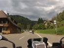 Schauinsland - Feldberg / Schwarzwald | Moto Guzzi Griso 1200 8V SE