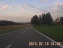 Über Schienerberg auf der Höri am Bodensee