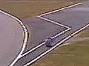 Schikane in Monza RICHTIGE Durchfahrt durch den Trichter!