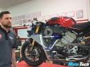 Schilling SR02 - Edelrenner Ducati Panigale V4 Racebike mit Soundcheck und Prüfstand