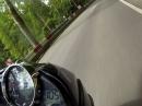 Schladernring im Kampf-Modus mit der Suzuki B-King