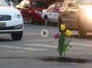 Schlagloch Alarm - die Lösung für marode Straßen :-)