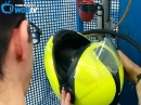 Schlagprüfung Motorradhelm Test 2015 - Erklärung der TÜV Prüfung | TOURENFAHRER