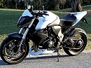 Schlicht, dezent aber geil - Honda CB1000R Street Fighter
