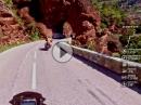 Schlucht Gorges de Daluis, Seealpen, Frankreich - eindrucksvolle Strecke