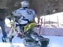 Schnee macht erfinderisch - Ground Zero Snow Bike Race Report