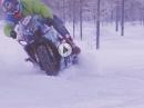 Schneechaos / Winter Mayhem ballern bei Eiseskälte mit SFT