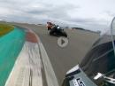 Fast! onboard Runde Nürburgring GP: Manuel Schoewer #12 / Yamaha R1