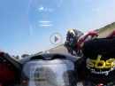 Ducati Panigale V4 S onboard TT-Assen - schnelle Runde