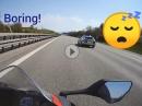 Schneller als die Polizei - Spaß auf der Autobahn