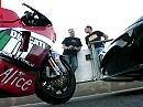 Schneller? Ducati Desmosedici RR vs Ferrari 430 Scuderia