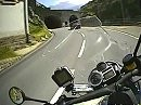 Schöllenenschlucht in der Zentralschweiz von GS Motorradreisen