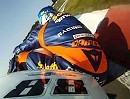 Schräglage zum genießen: Roland Resch onboard Brünn mit KTM RC8R