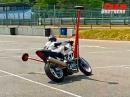 Schräglagentraining sinnvoll? Knieschleifen 2.0 mit Speer-Racing von ChainBrothers