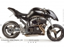 Schwanitz Alien Raptor BSAR - Intermot 2014 - World Championship of Custom Bike Building