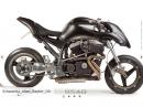 Schwanitz Alien Raptor BSAR - Intermot 2014 - World Championship of Custom Bike Building