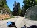 Schwarzwald 2008: Kurven ohne Ende, freie Straßen