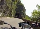 Schwarzwald: Eggingen nach Albtal, Albbruck | Moto Guzzi Griso 1200 8V SE