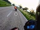 Zügige Schwarzwald Runde mit der BMW S1000 RR [RawOnboard]