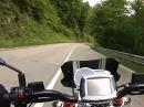 Schwarzwald: Schauinsland Richtung Todtnau - | Moto Guzzi Griso 1200 8V SE