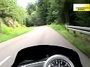 Schwarzwald-Trip auf TRIUMPH StreetTriple 675