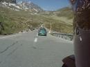 Schweiztour - von Susch auf den Flüelapass