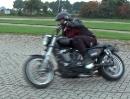 Schwermetall Driften: TwinPowerStunts Bike H-D Sportster1200