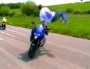 Abgedrehte Schweizer - G-Rider Stunt Bike Team