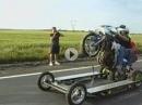 Scoala Wheelie Maschine - Wheelie für Jedermann so wird das was