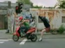 Mein Motorroller beschleunigt wie Sau ...