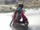 Scooter Crash / Drift - Grip wird vollkommen überbewertet