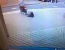 Scooter Crash - mit Schwung raus aus dem Parkhaus