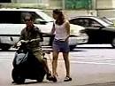 Frage: Warum klauen Blinde keine Scooter? Antwort: Sie können nicht abhauen!
