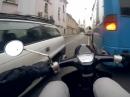Scooter-Eskalationt Budapest