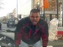 Scooter Fahrer sieht rot und rastet aus - nur nicht aussteigen ...