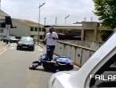 Scooter Wheelie Crash - Wheelie Depp