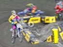 Seattle 250SX Highlights 2017 Monster Energy Supercross. Aa­ron Ples­sin­ger wins