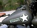 Sehr cool: Harley-Davidson 883 / XWL / WARBOY : The LIBERATOR is BACK !