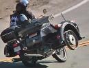 Seitenwagen-Rad verloren: Fehlt der Reifen Dir am Boot, besteht noch lange keine Not
