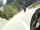 Sella Valcalda / Somvalcjalde Motorradtour t5net Alpen Race Days