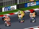 Sepang (Malaysia) MotoGP 2016 Minibikers - Andrea Doviziosos Triumph