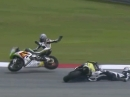 Sepang Supersport-WM 2014 Highlights des Rennens