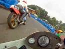 Sepp Hage Yamaha TZ 500 ´82 Classic Racing 2014