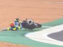SERT Crash, aufstehen, Box, reparieren, weiter ballern - Le Mans 24 Stunden 2020