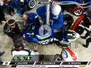 SERT Le Mans 2016: 20 Sekunden für Reifenwechsel, tanken - Bäämm