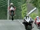 Sex auf zwei Rädern - Genial!! Slow Motion Kamera auf der Isle of Man 2009