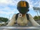 Sexy Moskau onboard: Schöne Stadt, schöner Helm by Mrs Olya