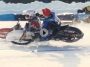 Shadrinsk (Russland) FIM Ice Speedway Gladiators 2017 Highlights